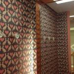 Impressão em papel de parede